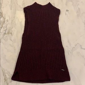 Abercrombie & Fitch, Sleeveless sweater, Size M